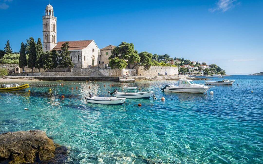 UNESCO Heritage Sites on Hvar Island