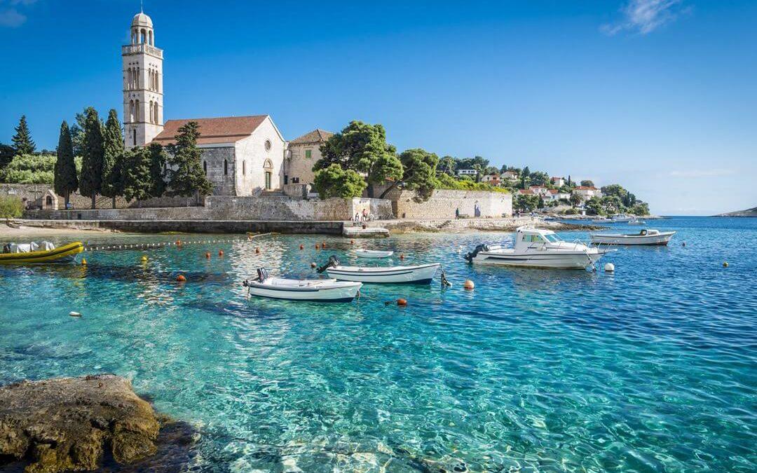 Adriatic Tour Dalmatia Hvar by Jelena Vrancic