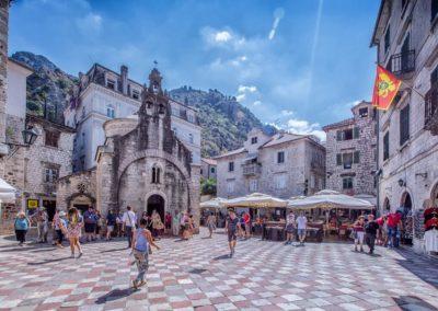 Adriatic Tour Dalmatia Kotor by Jelena Vrancic