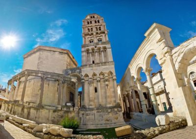 Diocletian's Palace and Jewish Tour