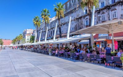My favourite cafés in Split
